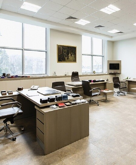 thumbnail: Prima Leather Factory Offices Renovation